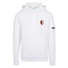 White vendetta hoodie